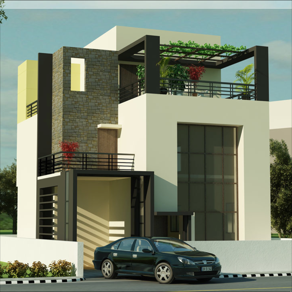 Contemporary House Plans Ideas