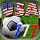 AAA Go USA Ace Soccer Slots Goal